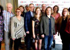 Tournage d'une nouvelle série dramatique tournée en Acadie