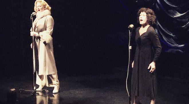 Le Segal enchanté pour une première mondiale: The Angel and The Sparrow