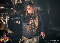 Obituary, pionniers du death metal en concert à Montréal