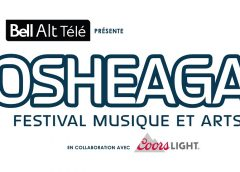 #OSHEAGA2018 | du3 au 5 aoûtauParc Jean-Drapeau(île Notre-Dame)