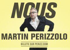 Martin Perizzolo en supplémentaire le 1er novembre 2018 à L'Olympia