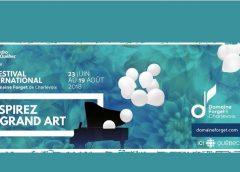 Festival du Domaine Forget – Fougue, passion et Violons du Roy!