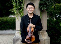 Une jeunesse étincelante de sensibilité, d'intelligence et de virtuosité s'exprime en récital à l'Église de Saint-Sulpice