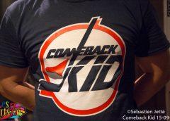 Comeback Kid au Coop Katacombes de Montréal