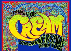 THE MUSIC OF CREAM, ce samedi 29 septembre au Théâtre Corona