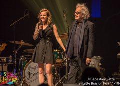 Brigitte Boisjoli signé Plamondon: Une surcharge d'énergie et d'émotions