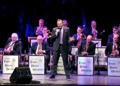 The Tommy Dorsey Orchestra de retour avec un hommage à Frank Sinatra le 12 octobre