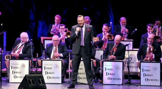 Le Tommy Dorsey Orchestra avec Annie Villeneuve: un régal