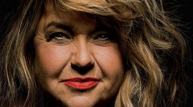 Première Montréalaise du quatrième one-woman-show de Lise Dion: Chu rendue là