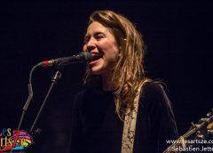 Soirée parfaite pour Salomé Leclerc dans le cadre du Coup de coeur francophone