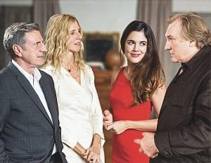 Amoureux de ma femme avec Daniel Auteuil et Gérard Depardieu