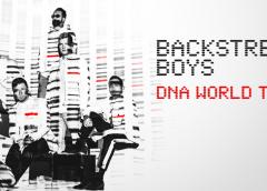 Backstreet Boys au Centre Bell le 15 juillet 2019