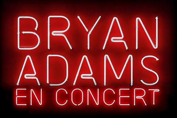 BRYAN ADAMS en concert 26 janvier 2019 à 20 h au Centre Bell @ Centre Bell