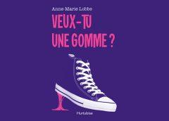 Veux-tu une gomme ? d'Anne-Marie Lobbe, un roman jeunesse fort divertissant