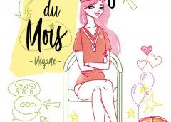 L'employée du mois – Mégane par Sophie Rondeau, un roman jeunesse bien divertissant