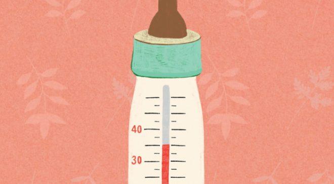 Pic de température, d'Isabelle Petit, un roman savoureusement drôle et touchant pour les mamans ou celles en devenir