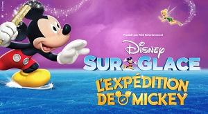 L'expédition de Mickey - Disney sur glace @ Centre Bell