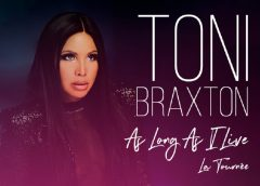 Toni Braxton au Centre Bell le 17 février 2019