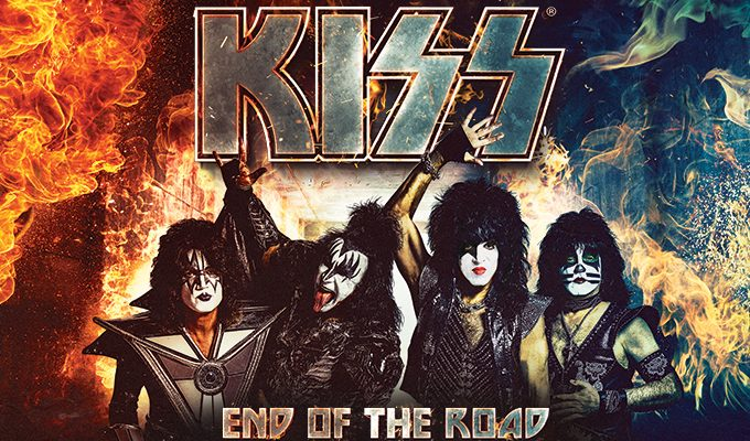 KISS - End of the Road World - Tournée mondiale @ Centre Bell