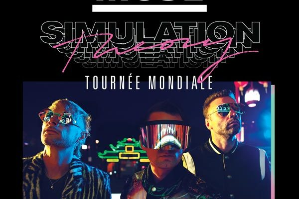 MUSE  Simulation Theory - Tournée mondiale @ Centre Bell