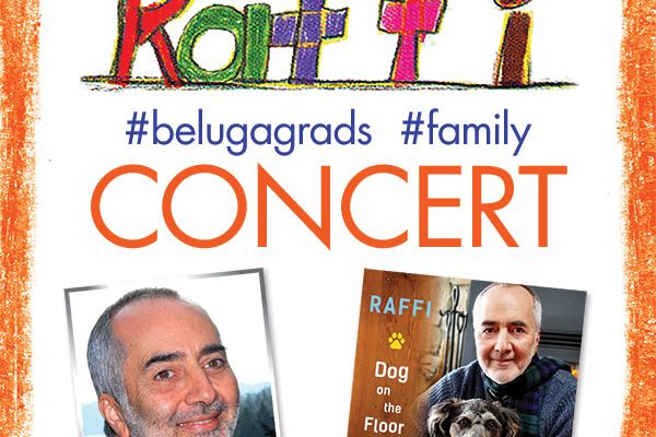 Le grand retour tant attendu...  RAFFI  EN CONCERT @ Place des Arts