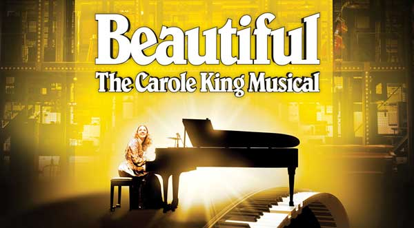 BBEAUTIFUL -  The Carole King Musical - Du 12 au 17 février 2019 @ Place des Arts