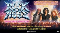 ROCK OF AGES à Montréal le 22 mars 2019 @ Place des Arts