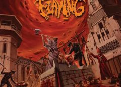 The Flaying lance leur deuxième album: Angry Undead