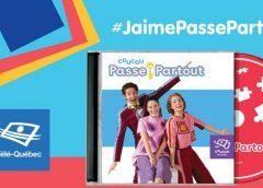 L'album Coucou Passe-Partout: les classiques de notre enfance revisités