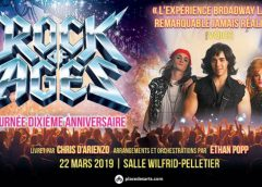 ROCK OF AGES | Ce vendredi 22 mars à la Place des Arts