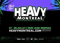 En route vers Heavy Montréal 2019