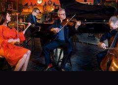 Le Fauré Quartett entre décibels et vélocité, des salves d'applaudissements