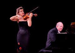 La très grande violoniste Anne-Sophie Mutter galvanise la foule montréalaise