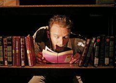 Pour le week-end de Pâques, le spectacle familial Le Bibliothécaire sera présenté à la TOHU