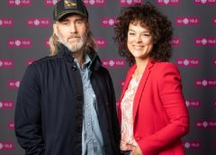 Roy Dupuis et Hélène Bourgeois Leclerc au coeur de TOUTE LA VIE