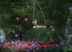 BOSCH DREAMS par Les 7 doigts de la main, en ouverture du Festival Montréal complètement cirque dès le 4 juillet