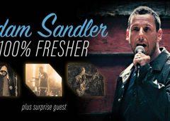 Adam Sandler: en spectacle le 8 juin 2019